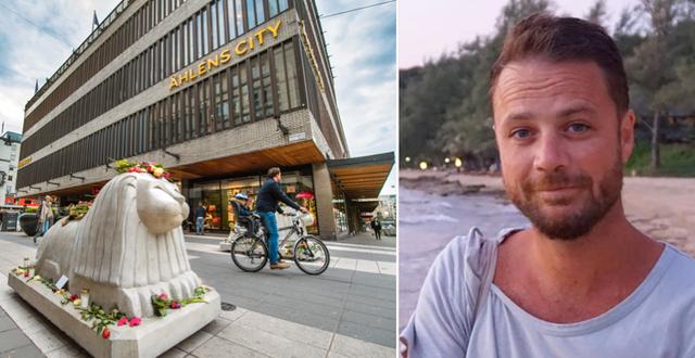 Drottninggatan i Stockholm. Chris Bevington. Arkivbild. TT