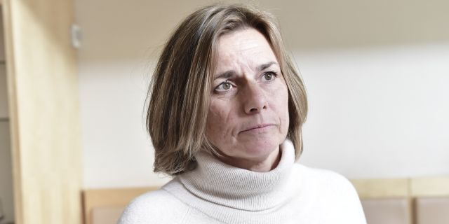 Isabella Lövin (MP). Arkivbild. Stina Stjernkvist/TT / TT NYHETSBYRÅN