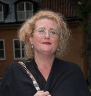 Ulrica Schenström.  Maja Suslin/TT / TT NYHETSBYRÅN