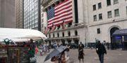 Wall Street. SPENCER PLATT / GETTY IMAGES NORTH AMERICA