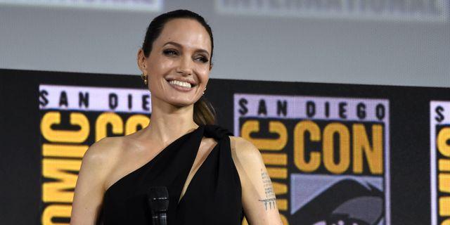 Angelina Jolie.  Chris Pizzello / TT NYHETSBYRÅN