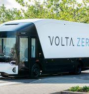 Pressbild. Volta Trucks
