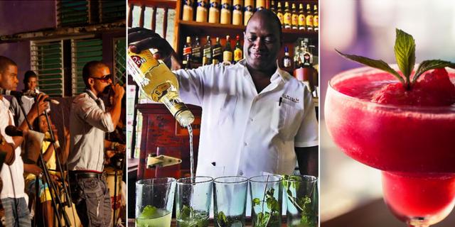 Mojito, daiquiris och livemusik – så får du en perfekt kväll i Havanna. Istock