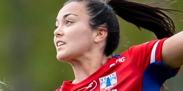 Michelle De Jongh. AVDO BILKANOVIC / BILDBYRÅN