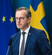 Damberg. Fredrik Sandberg/TT / TT NYHETSBYRÅN