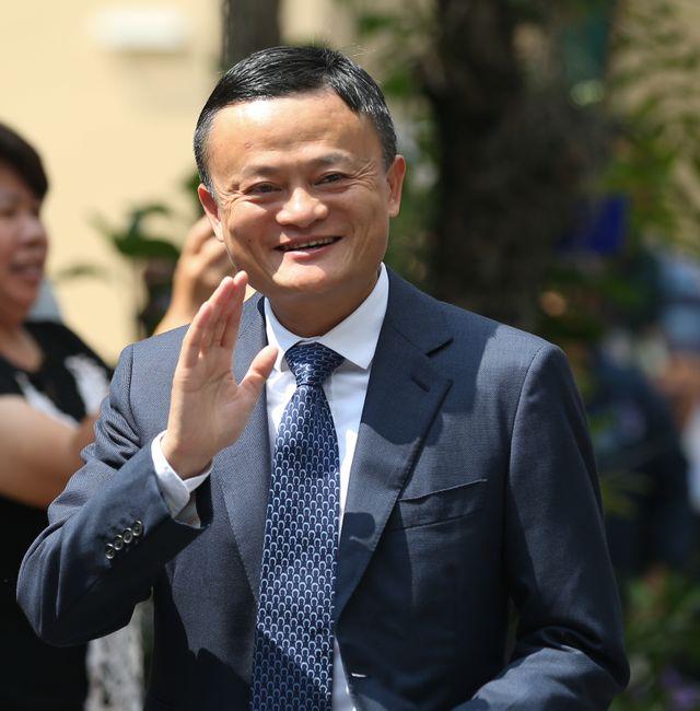 Jack Ma  Shutterstock