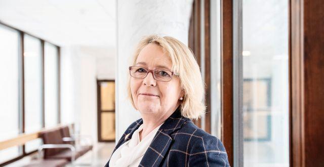 Irené Svenonius Emma-Sofia Olsson/SvD/TT / TT NYHETSBYRÅN