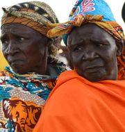 Kvinnor i Malawi. Arkivbild.  Thoko Chikondi / TT NYHETSBYRÅN