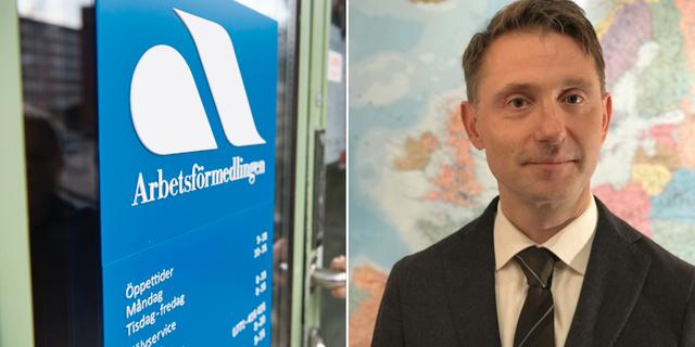 Andreas Wallström. TT och pressbild.