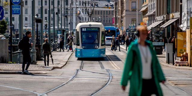 Illustrationsbild: Göteborg. Adam Ihse/TT / TT NYHETSBYRÅN