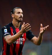 Zlatan Ibrahimovic. Antonio Calanni / TT NYHETSBYRÅN