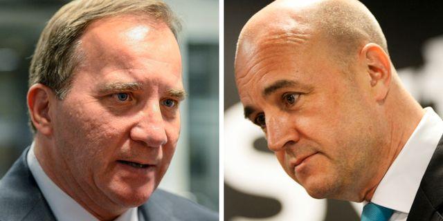 Reinfeldt en bidragspolitik