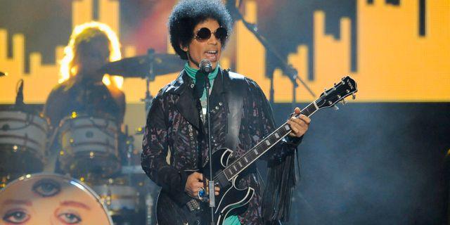Prince. Chris Pizzello / TT / NTB Scanpix