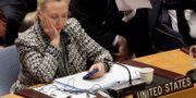 (arkivbild) Hillary Clinton under sin tid som utrikesminister. Richard Drew / TT / NTB Scanpix