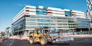 Nya Karolinska sjukhuset i Solna Tomas Oneborg/SvD/TT / TT NYHETSBYRÅN