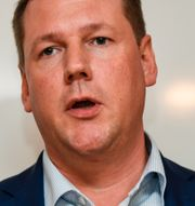 Tobias Baudin Anders Wiklund/TT / TT NYHETSBYRÅN