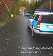 Brottsplatsen i Linköping/Daniel Nyqvist Polisens förundersökning