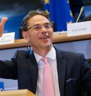 EU-kommissionens vice ordförande för konkurrenskraft Jyrki Katainen. Arkivbild.  Yves Logghe / TT / NTB Scanpix