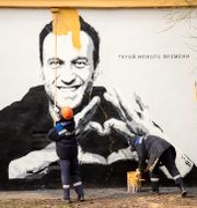 Aleksej Navalnyj. Ivan Petrov / TT NYHETSBYRÅN