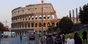 Colosseum i Rom.  Leif R Jansson / TT / TT NYHETSBYRÅN