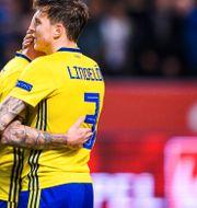 Sveriges senaste match mot Ryssland.  JOEL MARKLUND / BILDBYR N