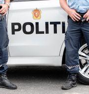 Polis i Oslo. Kallestad, Gorm / TT NYHETSBYRÅN