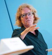 Eva Melander. Johan Nilsson/TT / TT NYHETSBYRÅN