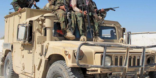 Attackerna mot afghanistan oppnar for oppositionen