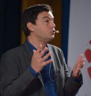 Thomas Piketty JANERIK HENRIKSSON / TT / TT NYHETSBYRÅN