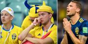 Det är tight inför avslutningen i Sveriges grupp. Bildbyrån