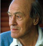 Roald Dahl 1985.  TT