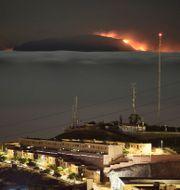 Branden på Gran Canaria. Andres Gutierrez / TT NYHETSBYRÅN/ NTB Scanpix
