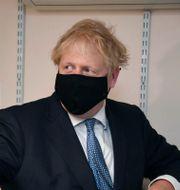 Boris Johnson. Jeremy Selwyn / TT NYHETSBYRÅN
