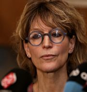 Agnès Callamard.  Karim Kadim / TT NYHETSBYRÅN