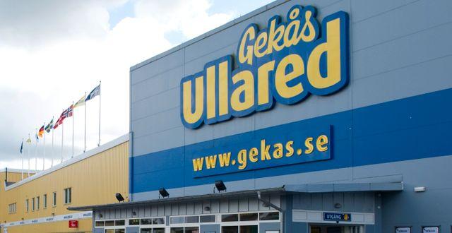 Gekås i Ullared, arkivbild. Bertil Ericson / TT / TT NYHETSBYRÅN