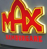 Max-restaurang - arkivbild Leif R Jansson/TT / TT NYHETSBYRÅN