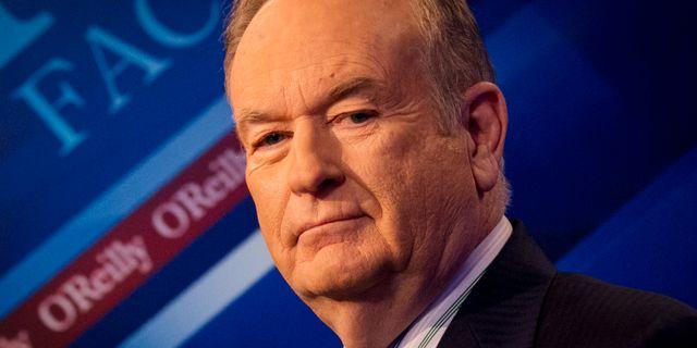 Bill O'Reilly BRENDAN MCDERMID / TT NYHETSBYRÅN