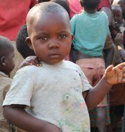 Barn i Burundi. Sam Mednick / TT NYHETSBYRÅN/ NTB Scanpix