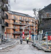 Förslaget skulle innebära fri hyressättning i nybyggen från juli 2022. Tomas Oneborg/SvD/TT / TT NYHETSBYRÅN