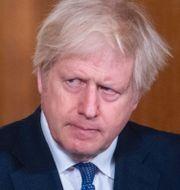 Boris Johnson. TT.
