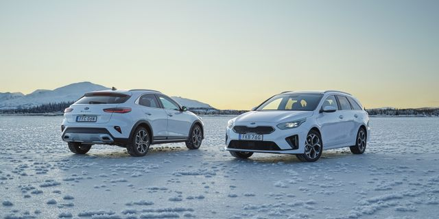 Kia Ceed Sportswagon Plug-In Hybrid redo att erövra Sverige KIA