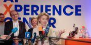 Kommissionsordförande Ursula von der Leyen.  POOL / TT NYHETSBYRÅN