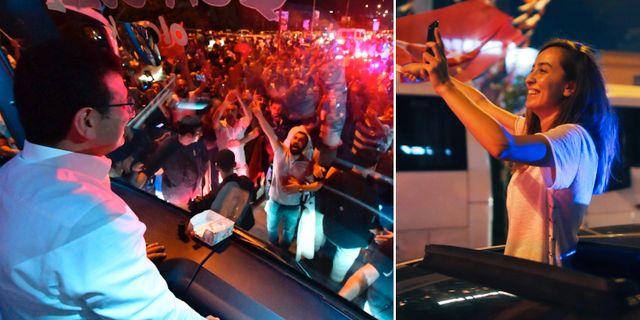 Ekrem Imamoğlu / Firande i Istanbul TT
