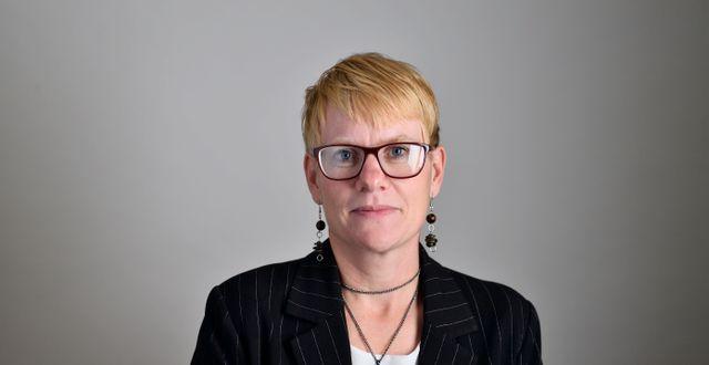 Martina Johansson (C).  Henrik Montgomery/TT / TT NYHETSBYRÅN