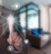 JM erbjuder smarta funktioner i alla nya bostäder.  Colourbox