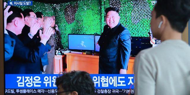 Kim Jong-Un. Ahn Young-joon / TT NYHETSBYRÅN/ NTB Scanpix