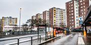 Fittja i Botkyrka utanför Stockholm.  Tomas Oneborg/SvD/TT / TT NYHETSBYRÅN