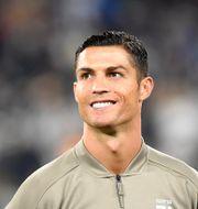 Cristiano Ronaldo Massimo Pinca / TT NYHETSBYRÅN