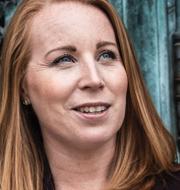 Centerpartiets ledare Annie Lööf/app för nätläkarebolag. TT