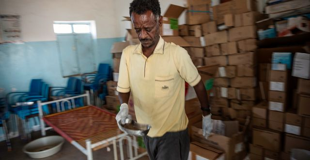 Tewodros Tefer Nariman El-Mofty / TT NYHETSBYRÅN